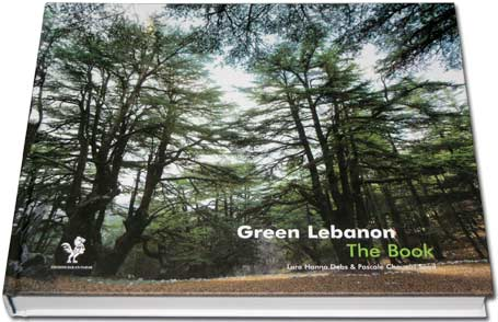 Book Green Lebanon