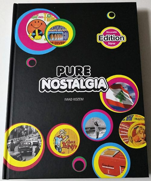Pure Nostalgia Book