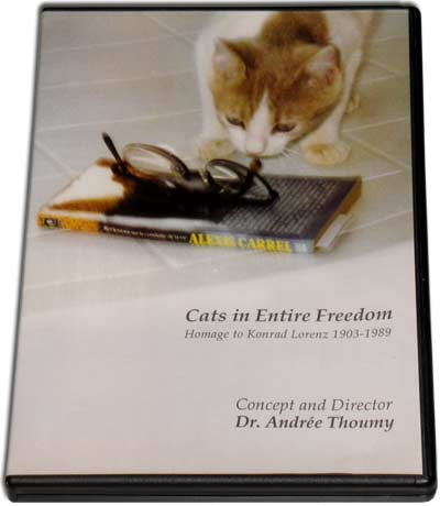 Cats freedom DVD Film