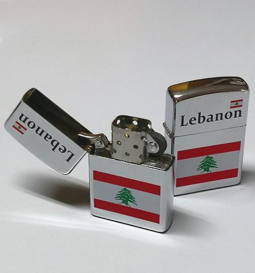 Lebanon lighter