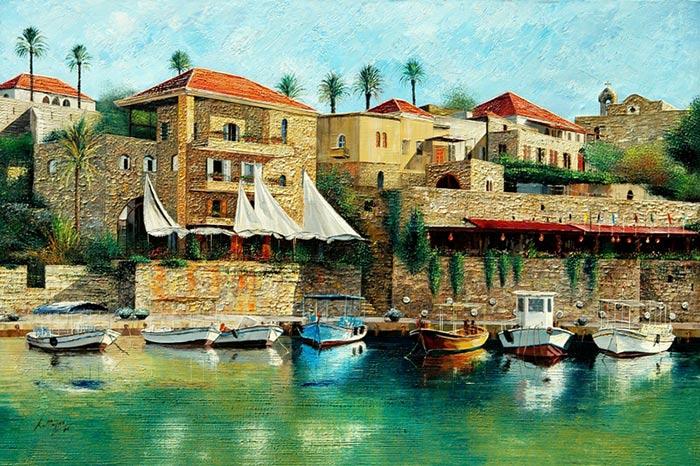 Art print reproduction Andre Kalfayan
