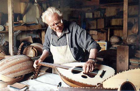 Making Lute