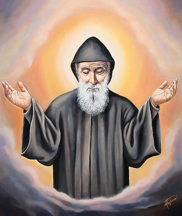Our Father who art in Heaven - Saint Charbel