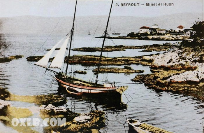 Beirut Minet el-Hosn 1920