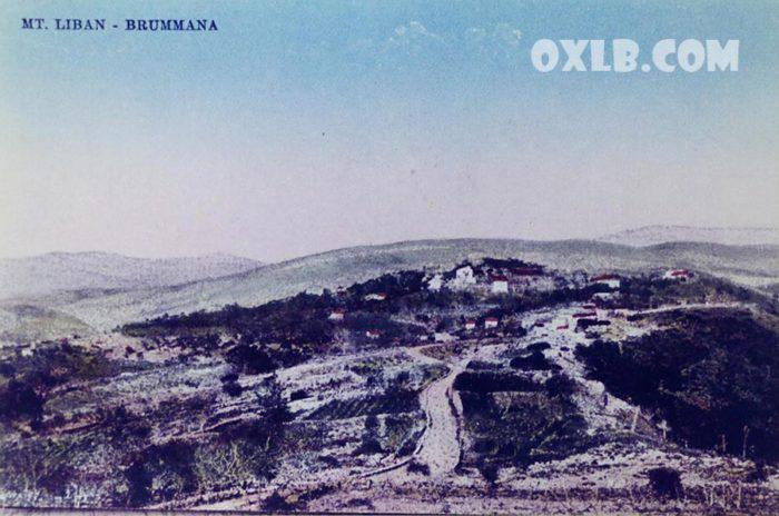 Brummana 1920