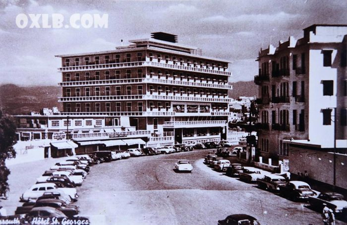 Hotel Saint Georges 1935