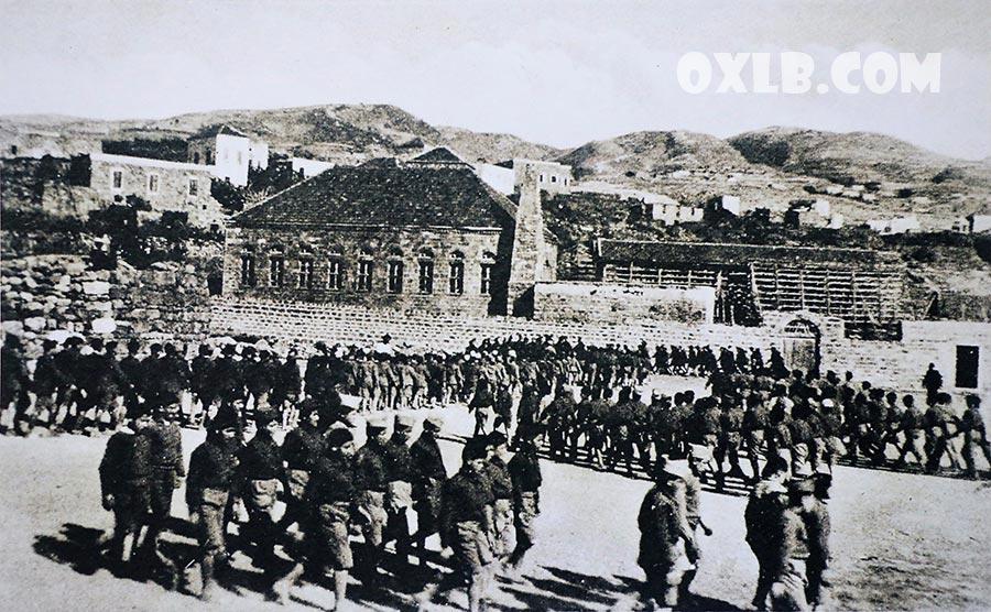 Jbeil Byblos Armenian orphanage 1920