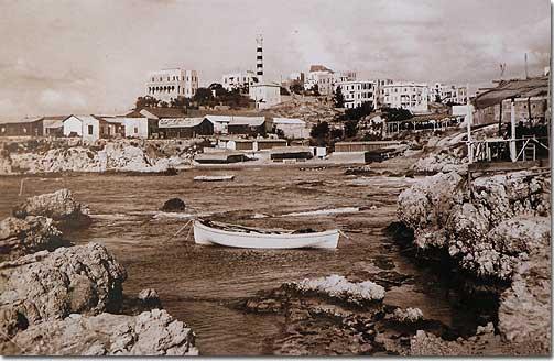 Beirut, Ras Beyrouth - 1920