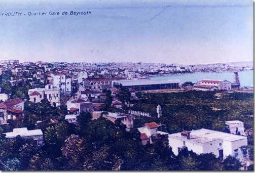 Beyrouth - Beirut - Quartier Gare