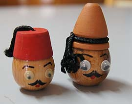 Lebanese pen cap souvenir