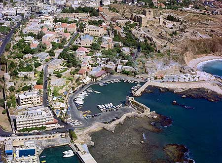 Byblos, the oldest city