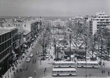 Beirut Martyrs' Square
