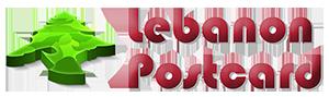 Lebanon Postcard Logo