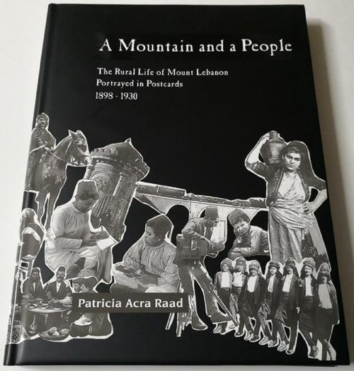 Book Mountain and people