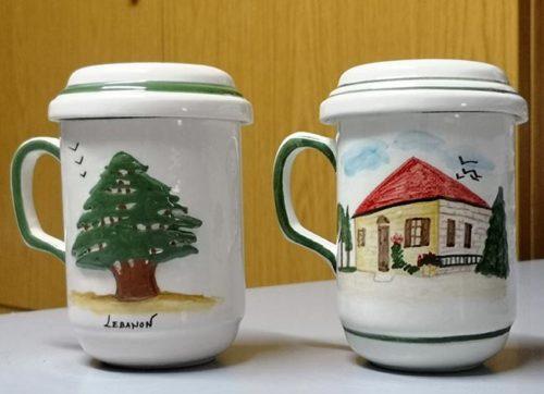 Handmade Ceramic teacup