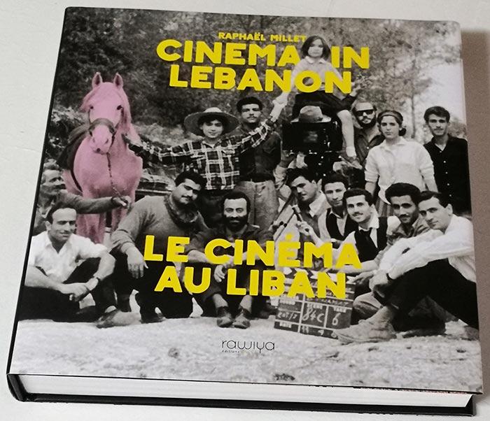 Book Cinema in Lebanon