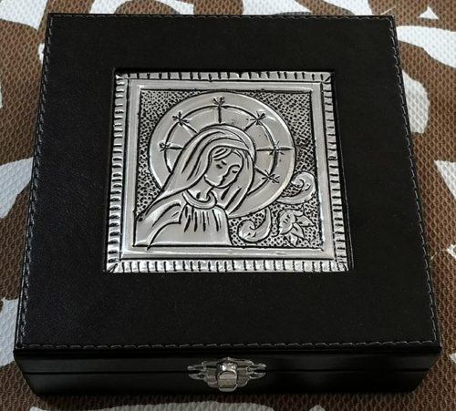 Holy box Gospel New Testament Rosary
