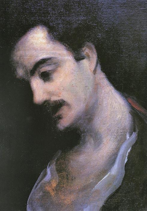 Gibran Portrait