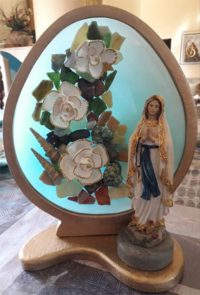 Christian Lebanese decorations
