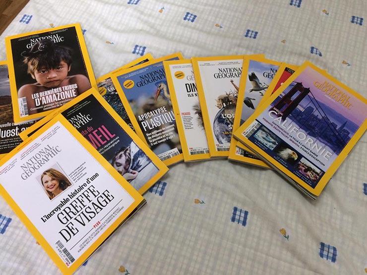 Revue National Geographic Edition française