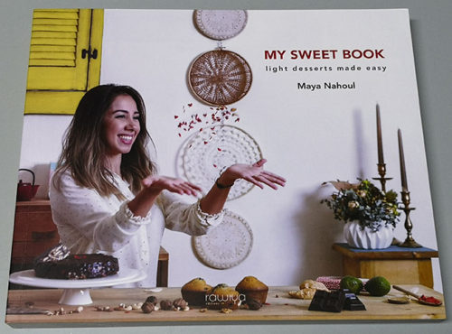 My Sweet Book - Maya Nahoul